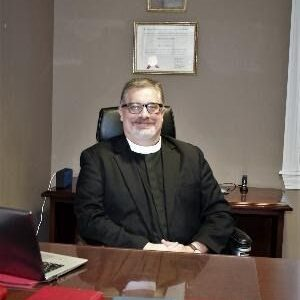 The Rev. Philip Parker