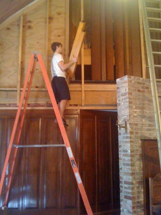 Organ Renovations