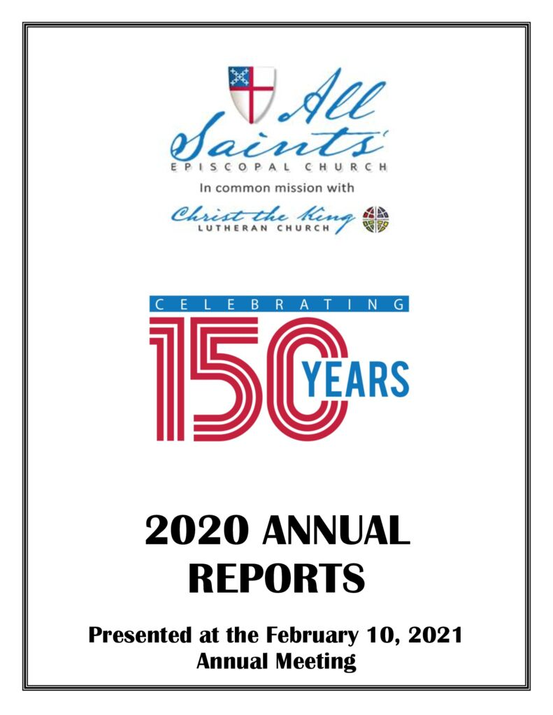 thumbnail of Annual report cover 2021